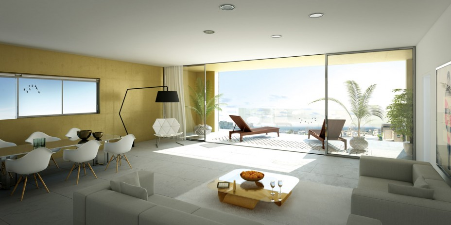 AYA - Ashrafieh - har properties - interior view