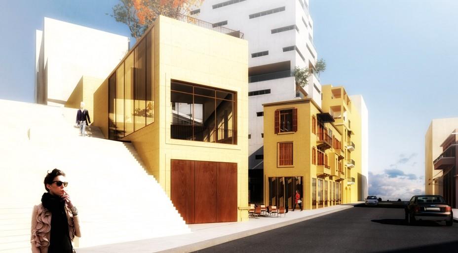 AYA - Ashrafieh - har properties - street view